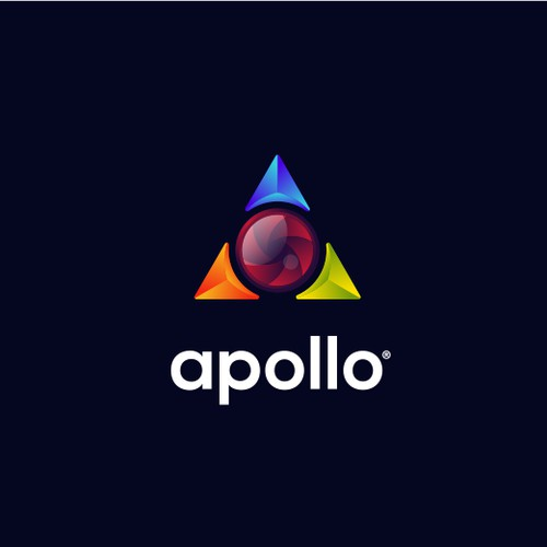 Simple and Clean logo for Apollo