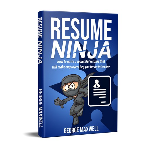 Cover ebook Resume Ninja