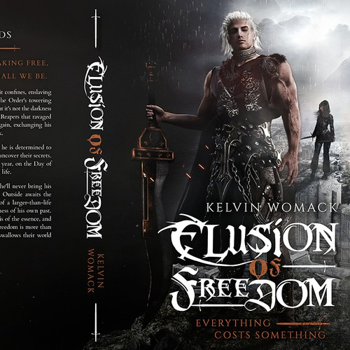 'Elusion of freedom' by Kelvin Womack