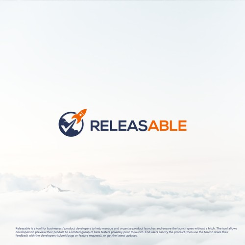 Smart logo concept for Releasable