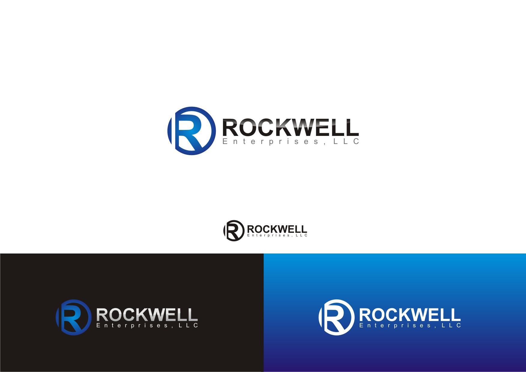 logo for Rockwell Enterprises, LLC