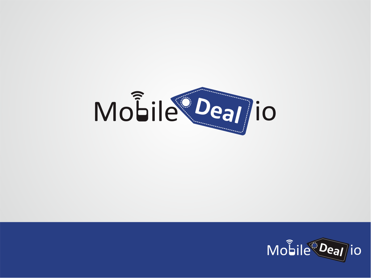 Help Mobile Dealio with a new logo