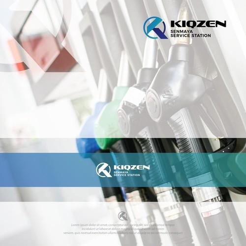 Logo design for Kiqzen