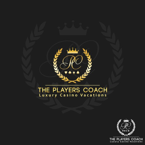 logo for The Players Coach