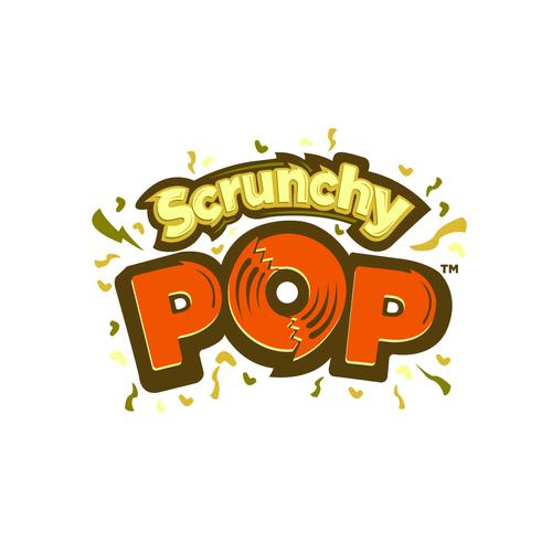 SCRUNCHY POP logo contest