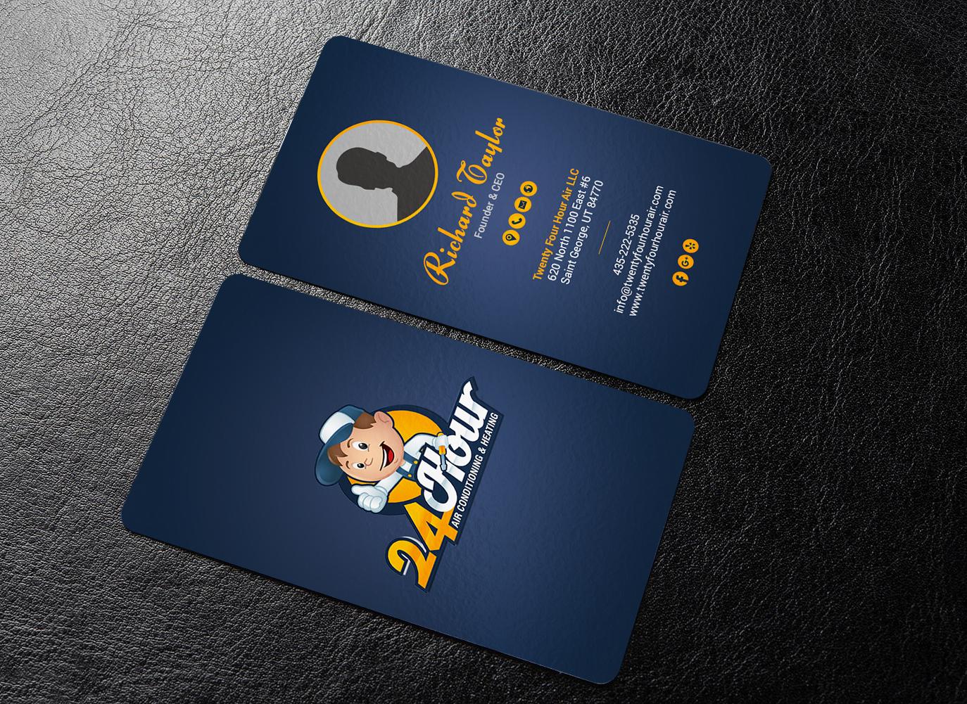 Redo Business card