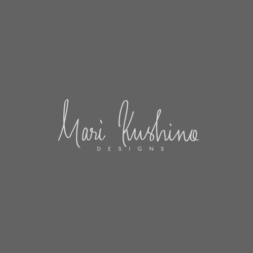 Sophisticated Logo for an Interior Designer