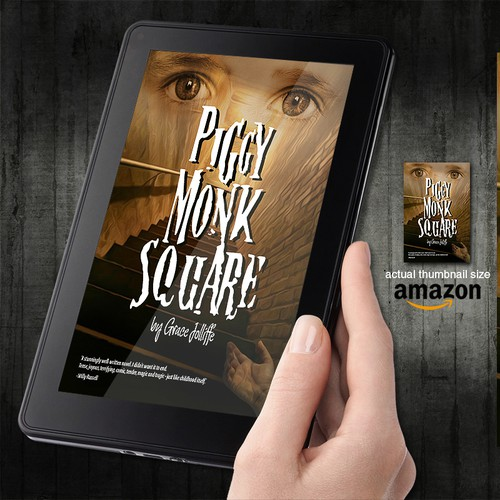 Piggy Monk Square e-book + cover