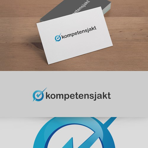 Kompetensjakt needs a new logo