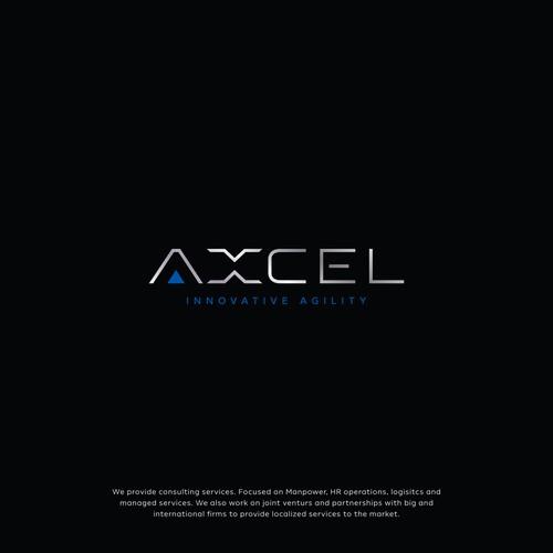 Axcel Logo