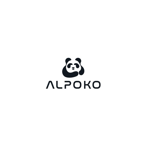 Bold logo concept for ALPOKO