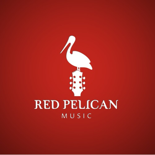 Red Pelican Music Needs a Great Logo!