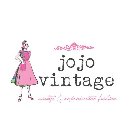 vintage fashion lady