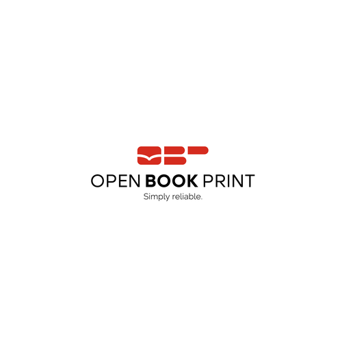 Open Book Print