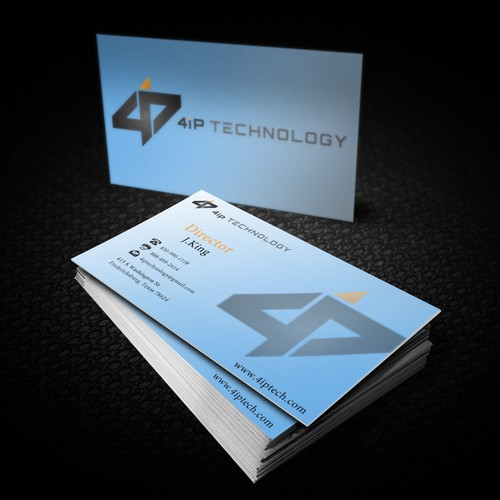 New stationery wanted for 4ip Technology