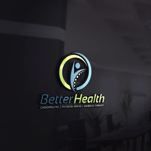Logo for Chiropractic (Better Health)