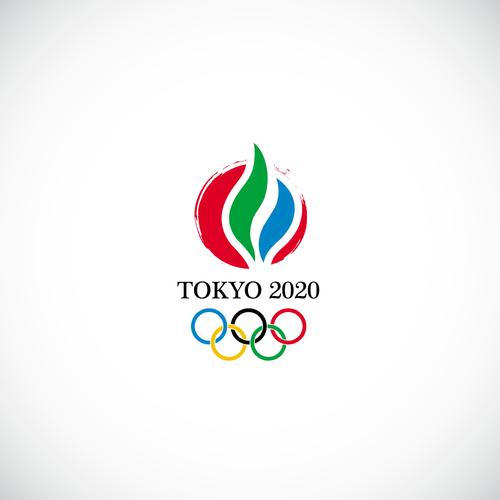 logo for TOKYO 2020