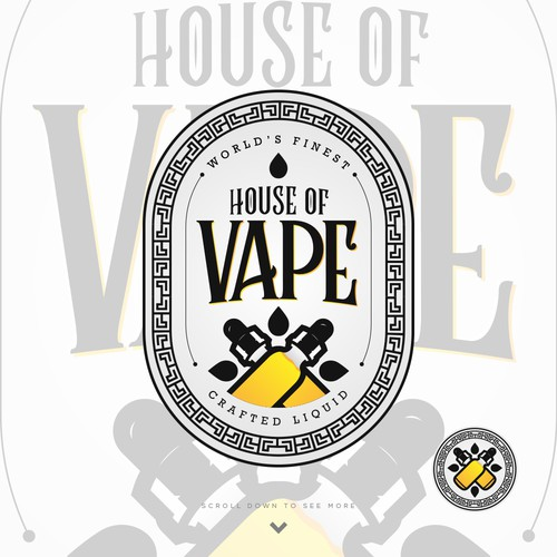 House of Vape Logo