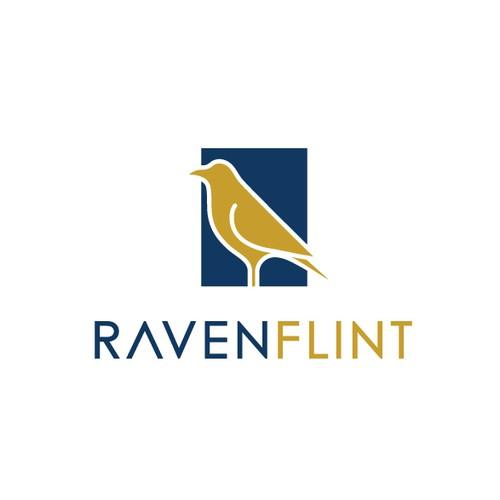 RavenFlint - Business Logo