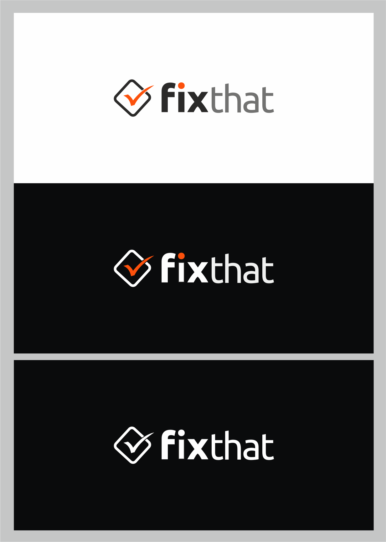 logo for FixThat