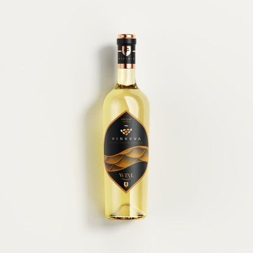 Vinkova Label Wine