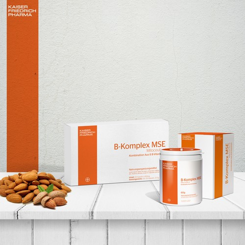Package Design for New Product Brand