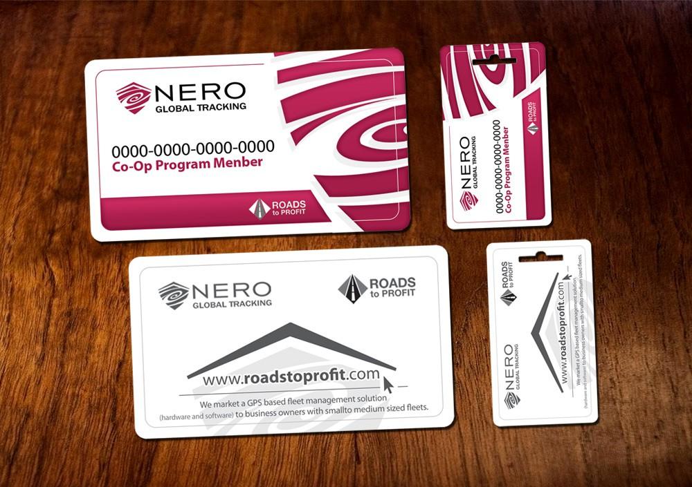 Coop / Discount Card Design for Fleet Management Company