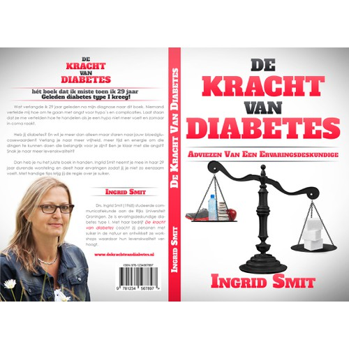 Cover for health book