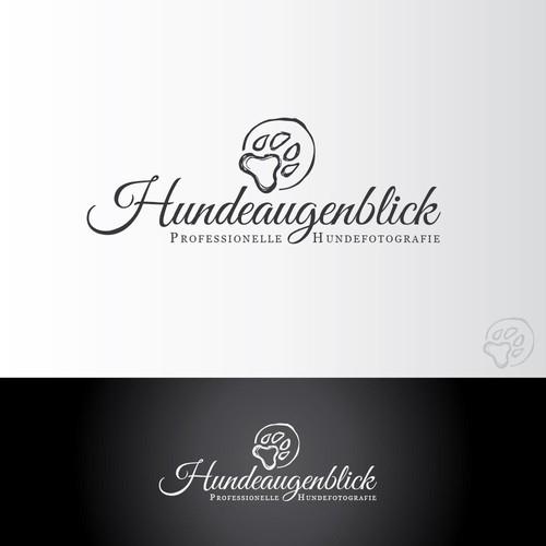 Logokonzept füt Hundefotografie