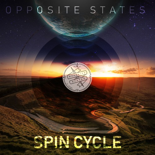 Album cover fot Spin Cycle - Oposite states