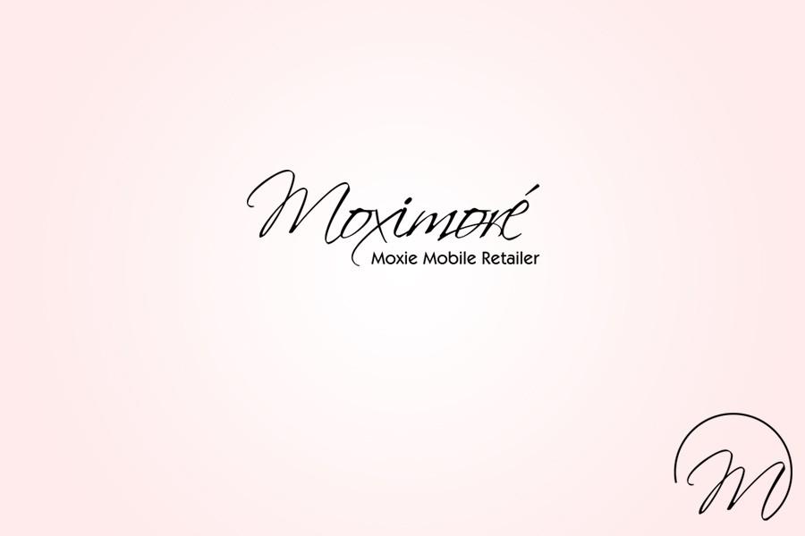 Moximoré - Logo High End Retail Mobile Education
