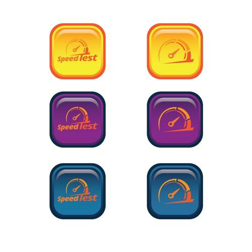 Icon for Speedtest App