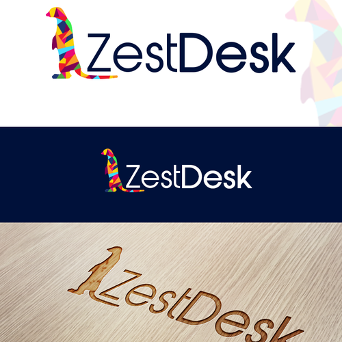 Help ZestDesk with a new logo