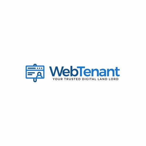 WebTenant Logo Concept