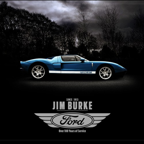 Jim Burke Ford Logo