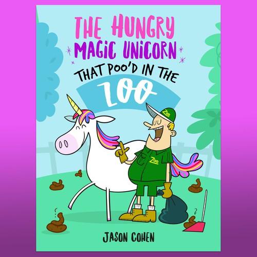 The Hungry Magic Unicorn