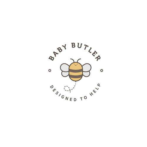 Baby Clothing Logo concept
