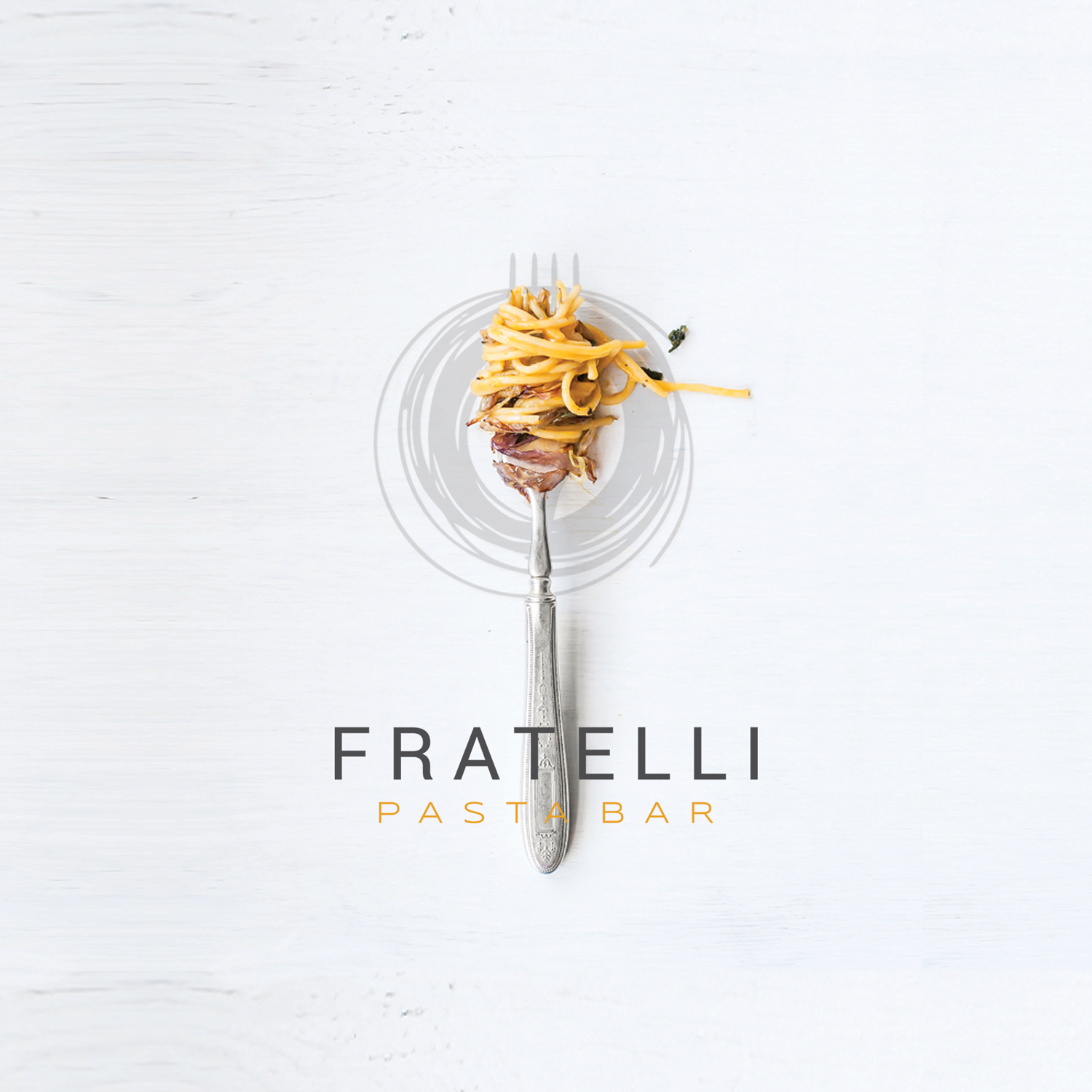 Join the Fratelli Pasta Bar team and create a chic and sophisticated logo!
