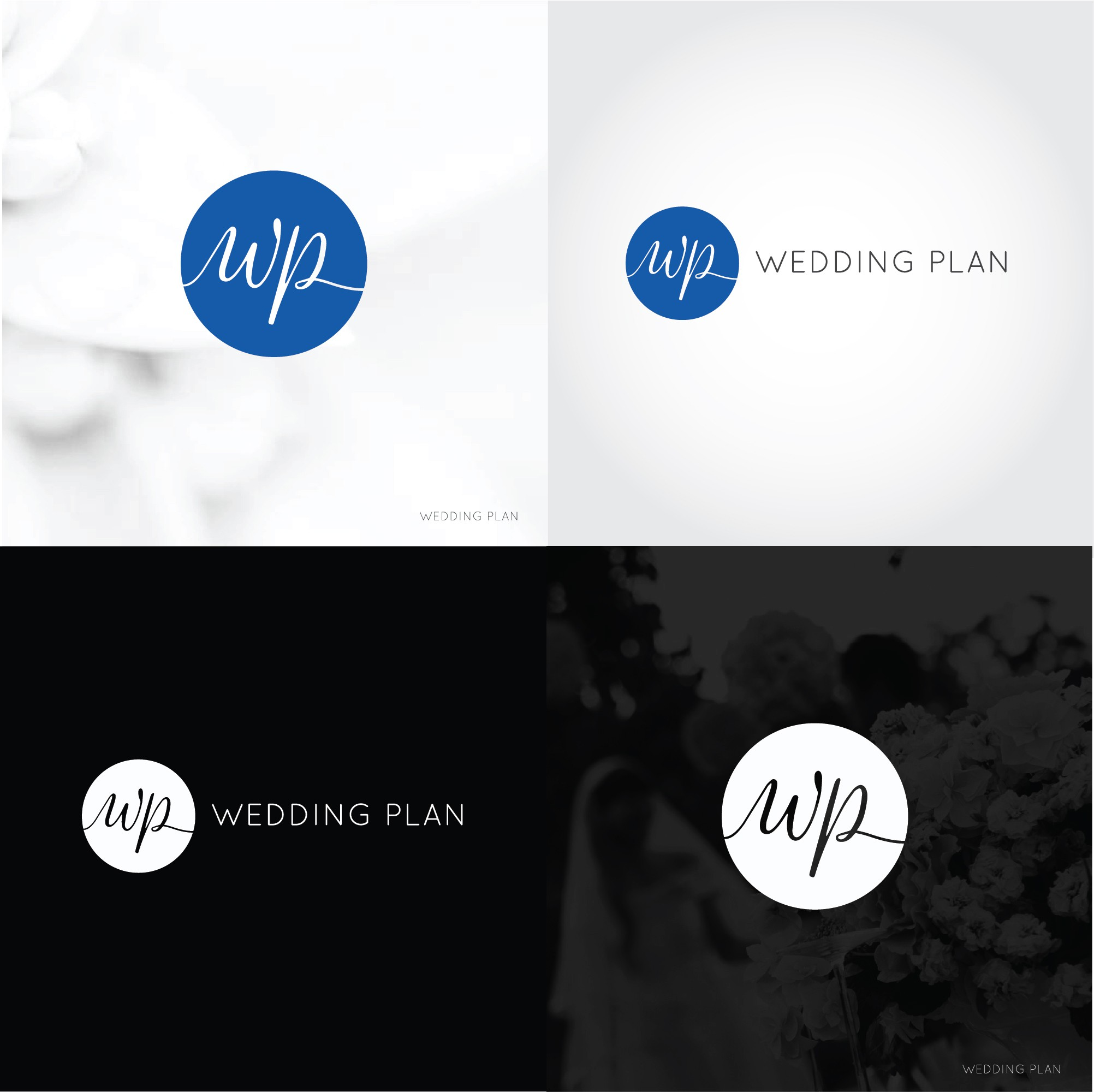 Create a logo for the software that revolutionizes Wedding Planners
