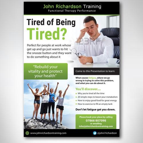 Training Flyer
