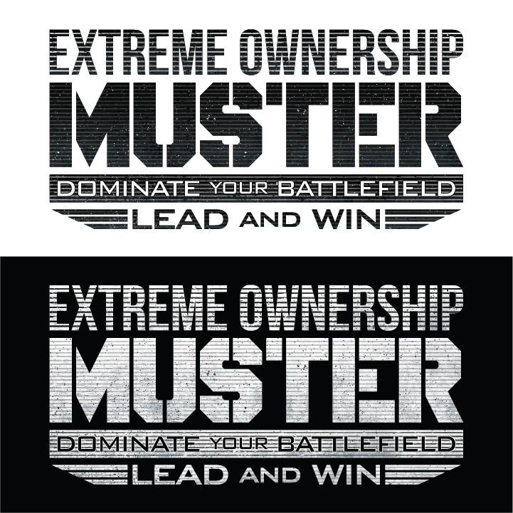 Extreme Ownership MUSTER Logo needed