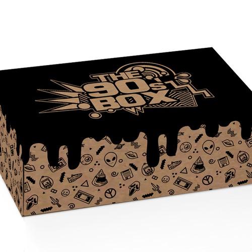 The 90s box