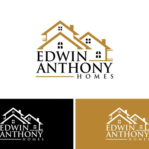 logo for Edwin Anthony Homes and/or Edwin Anthony Construction