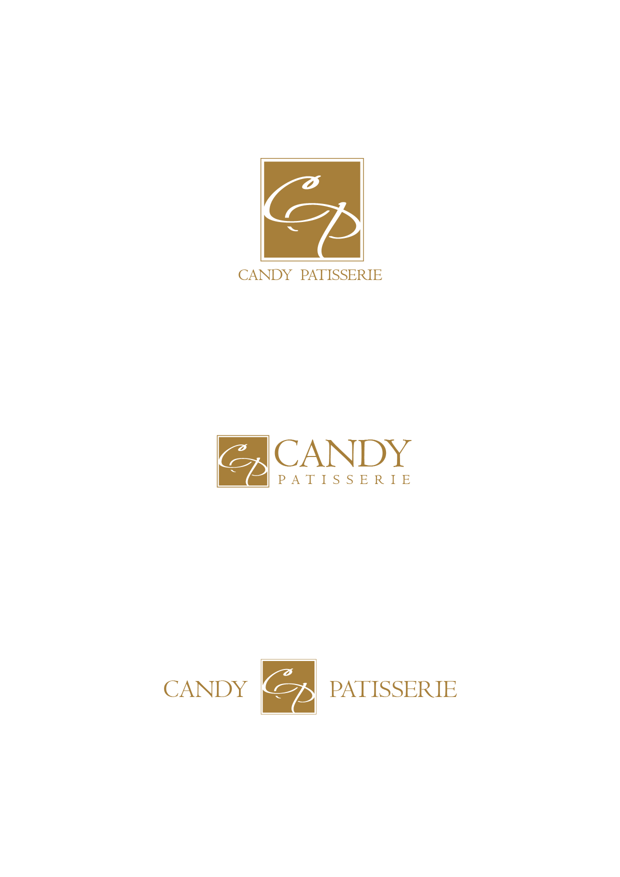 Candy Patisserie's Project