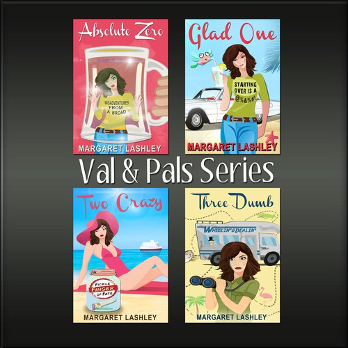 Val and pals series