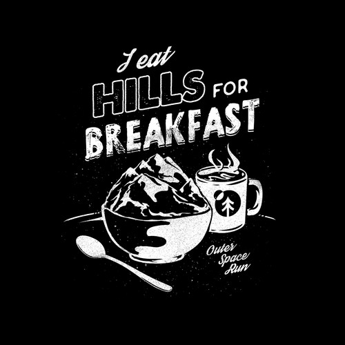 Hills Breakfasting