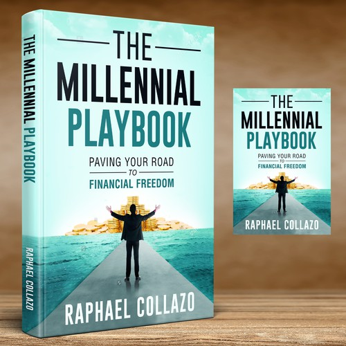 Young professional personal finance book design contest