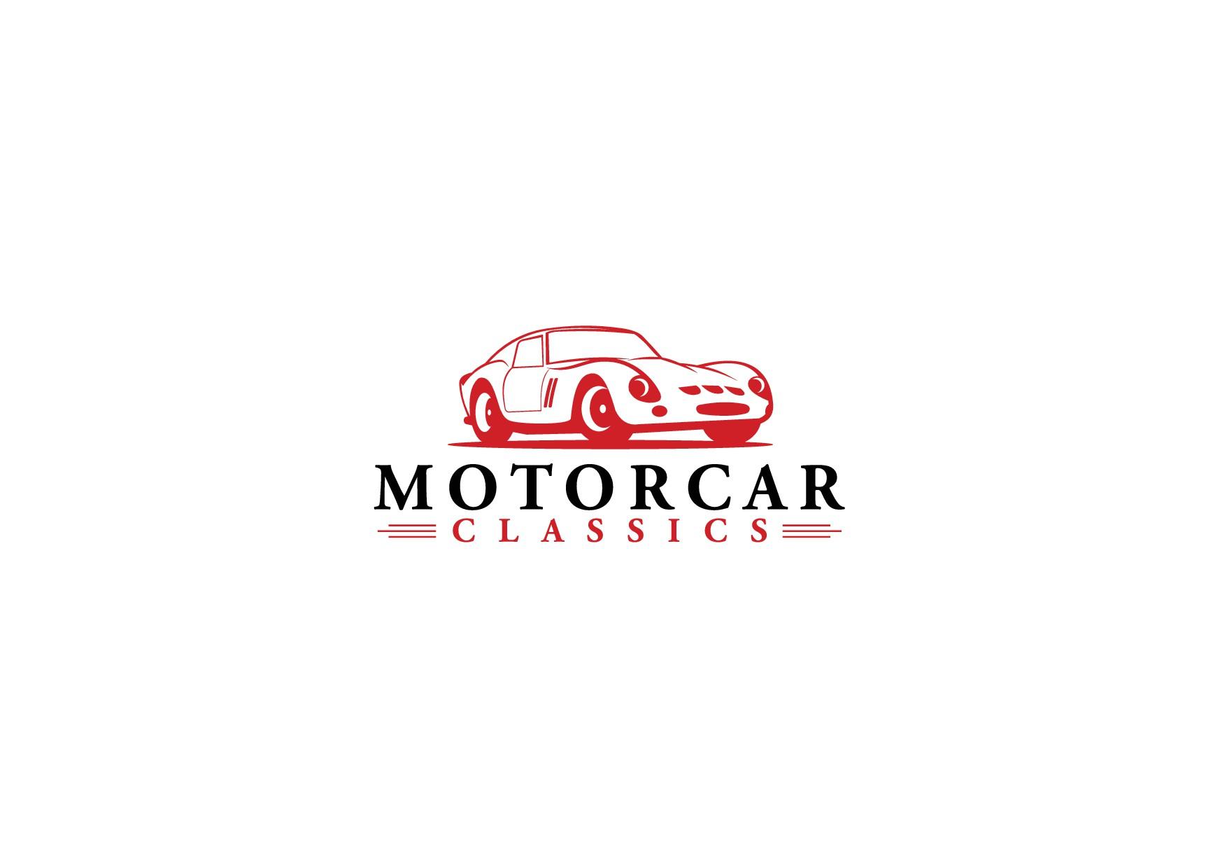 CLASSIC CAR DEALER LOGO