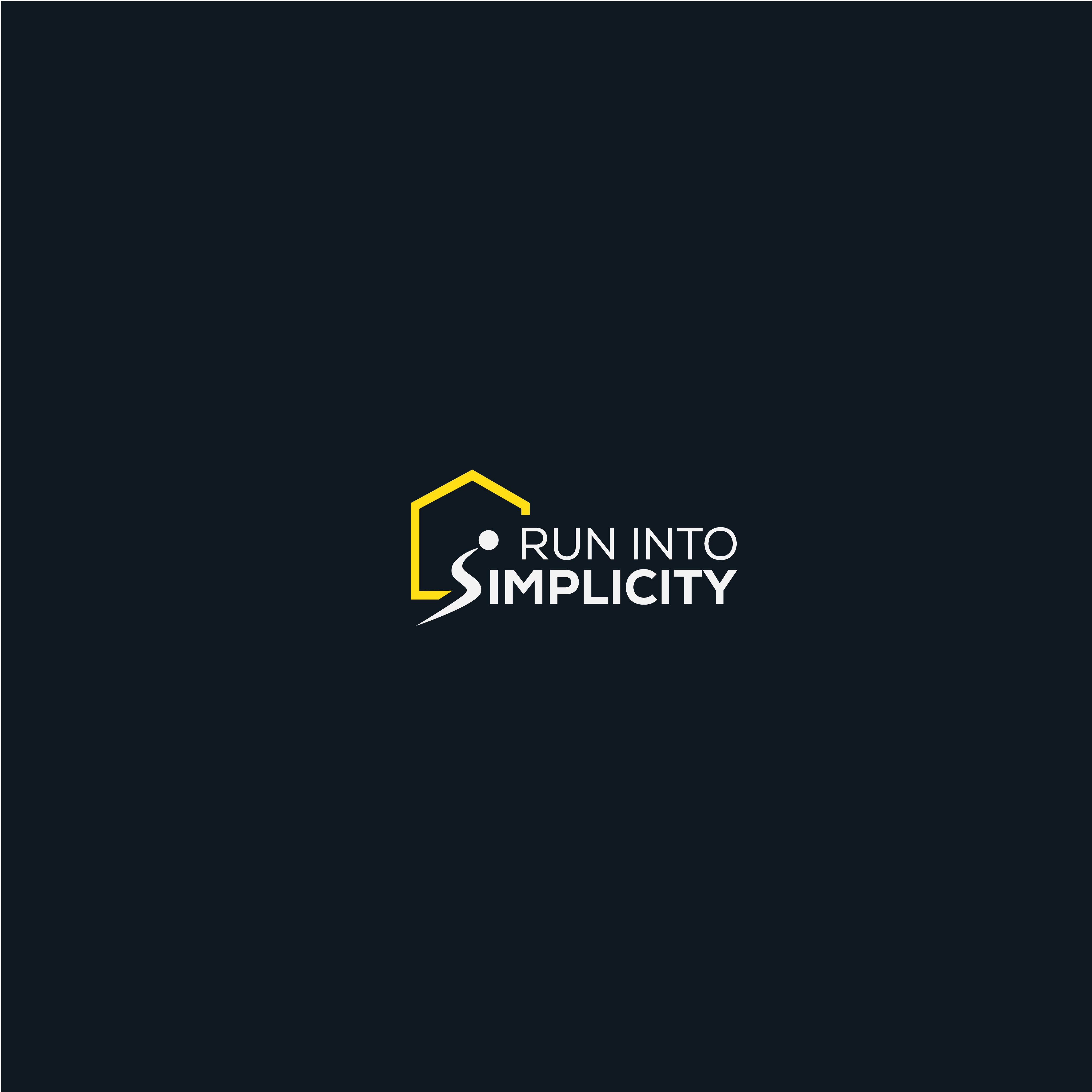 Run Into Simplicity needs a simple logo for Organizing Services