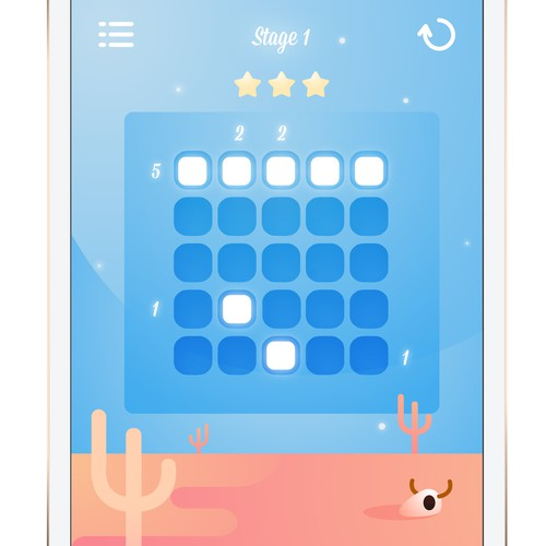 Picross Layout Game